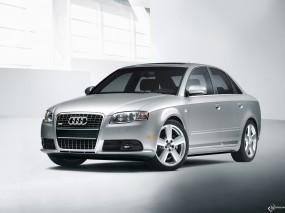 Обои Ауди A4 (2005): Audi A4, Audi