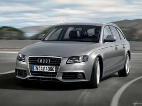Обои Ауди A4 Avant (2008): Audi A4, Audi