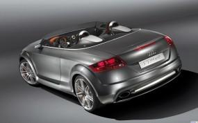 Обои Audi TTS: Кабриолет, Audi TTS, Audi