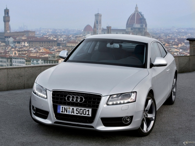 Audi A5 (2008)