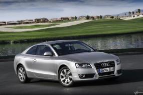 Обои Audi A5 (2008): Audi A5, Audi