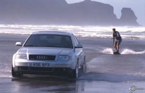 Обои Audi A6 (1998): Audi A6, Allroad, Audi