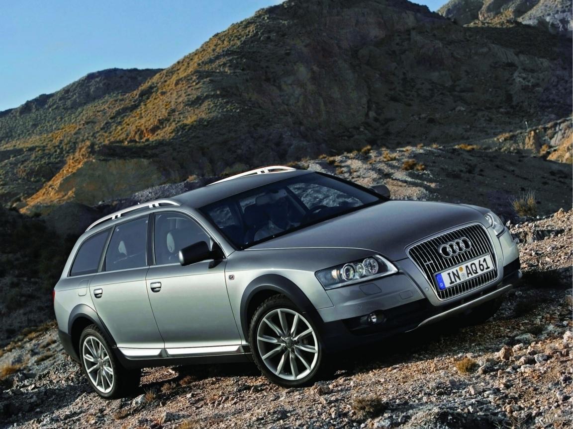 Audi A6 Allroad (2006) 1152x864