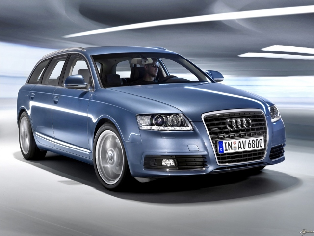 Audi A6 Avant (2009)