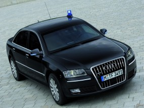 Audi A8 W12 Security (2008)