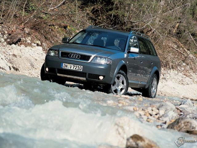 Audi Allroad (2000)