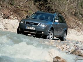 Обои Audi Allroad (2000): Audi Allroad, Audi