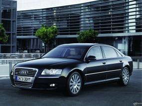 Обои Audi A8 (2004): Audi A8, Audi