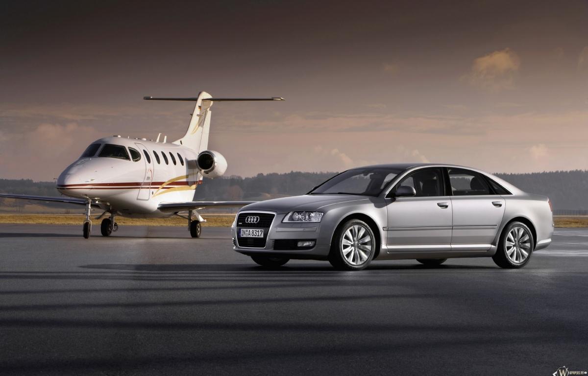 Audi A8 (2008) 1200x768