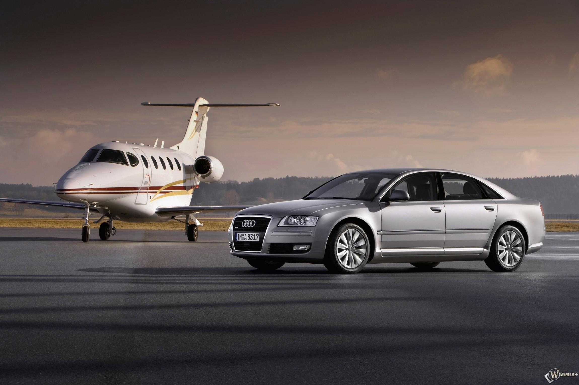Audi A8 (2008) 2300x1530