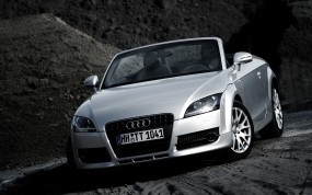 Обои Audi TT: Кабриолет, Audi TT, Cabrio, Audi
