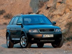 Обои Ауди Allroad (2000): Audi Allroad, Audi