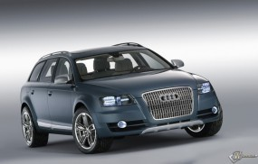 Audi Allroad Quattro (2005)