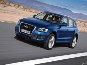Обои Audi Q5 (2009): Audi Q5, Audi