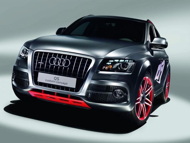 Audi Q5 Custom Concept (2009)