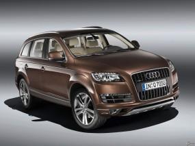 Обои Audi Q7 (2010): Audi Q7, Audi