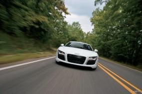 Обои Audi - R8 (2007): Audi R8, Audi