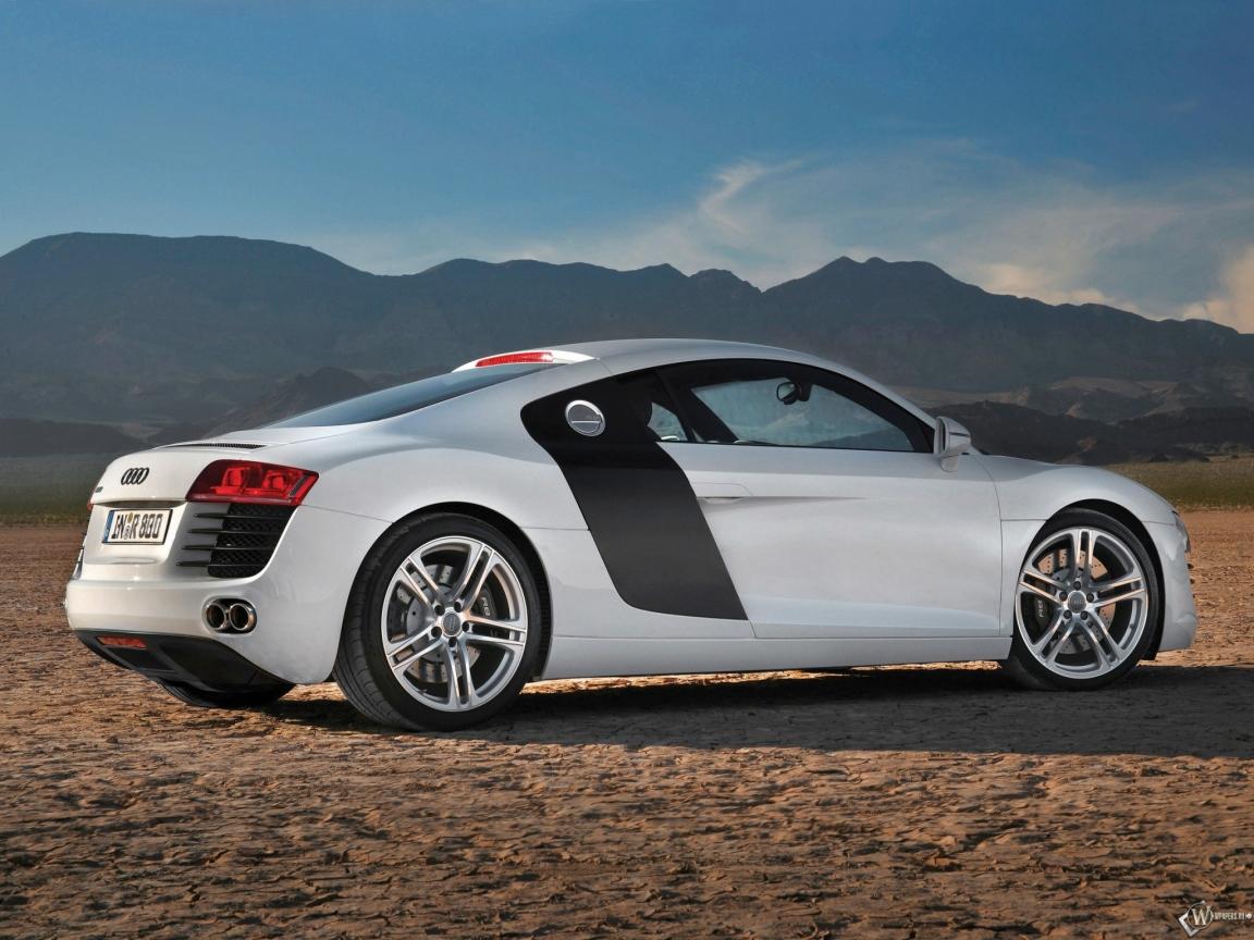 Audi R8 (2007) 1152x864