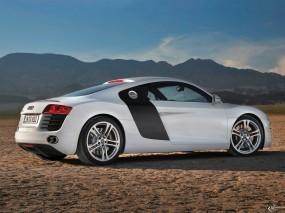 Обои Audi R8 (2007): Audi R8, Audi