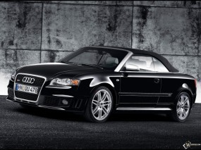 Обои Audi RS4 Cabriolet (2006): Кабриолет, Audi RS4, Cabriolet, Audi