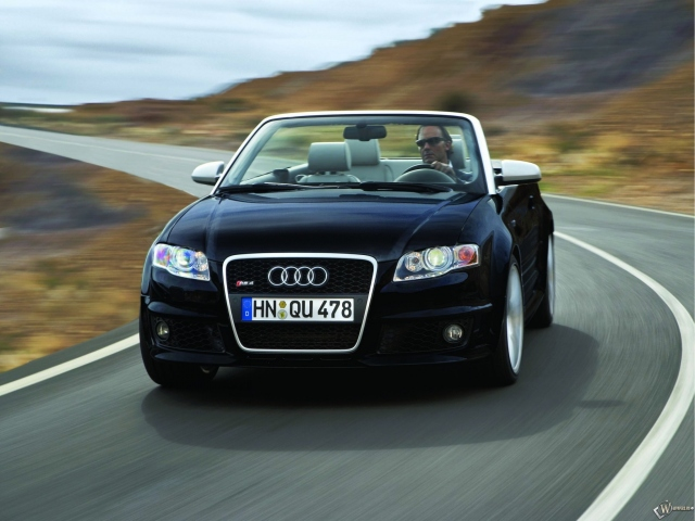 Ауди RS4 Cabriolet (2006)