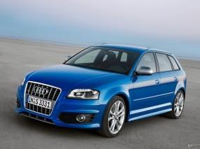 Обои Ауди S3 (2009): Audi S3, Hatchback, Audi