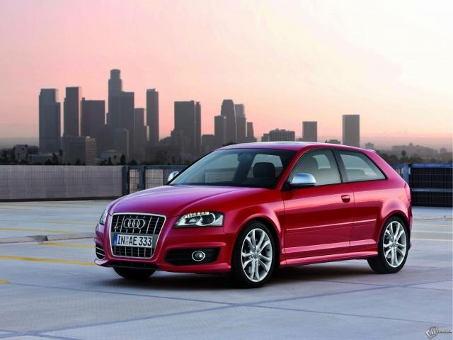 Audi S3 (2009)