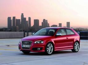 Обои Audi S3 (2009): Audi S3, Hatchback, Audi