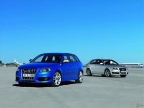 Обои Audi S3 Sportback (2009): Sportback, Audi S3, Audi