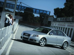 Обои Audi S4 (2005): Audi S4, Audi