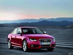 Обои Audi S4 (2009): Audi S4, Audi