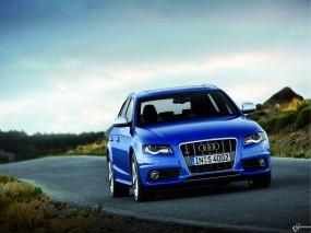 Обои Audi S4 Avant (2009): Audi S4, Avant, Audi
