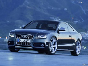 Обои Audi S5 (2008): Audi S5, Audi