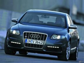 Обои Ауди S6 (2007): Audi S6, Audi