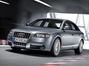 Обои Audi S6 (2007): Audi S6, Audi