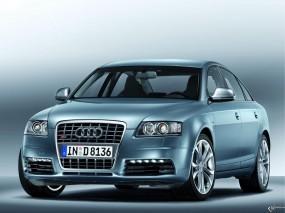 Обои Audi S6 (2009): Audi S6, Audi