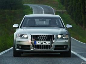 Обои Audi - S8 (2006): Audi S8, Audi