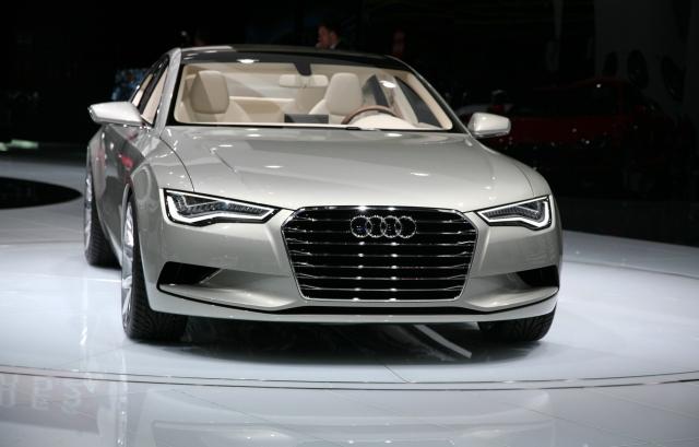 Audi - Sportback Concept (2009)