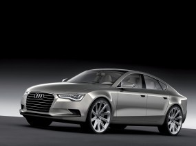 Обои Ауди Sportback Concept: Ауди, Audi, Sportback, Concept, Audi