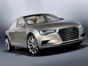 Обои Audi Sportback Concept: Ауди, Audi, Sportback, Concept, Audi