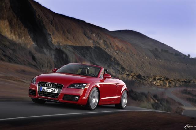 Audi - TT Roadster (2007)