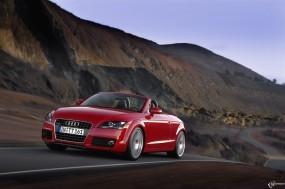 Обои Audi - TT Roadster (2007): Кабриолет, Audi TT, Roadster, Audi
