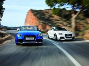 Обои Audi TT RS (2010): Ауди, Audi TT, Гонка, Audi