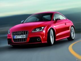 Обои Ауди TTS (2008): Audi TTS, Audi