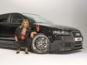 Обои Audi: Ауди, Авто с девушками, Audi