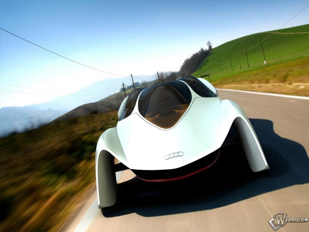 Audi Avatar Concept 1024x768
