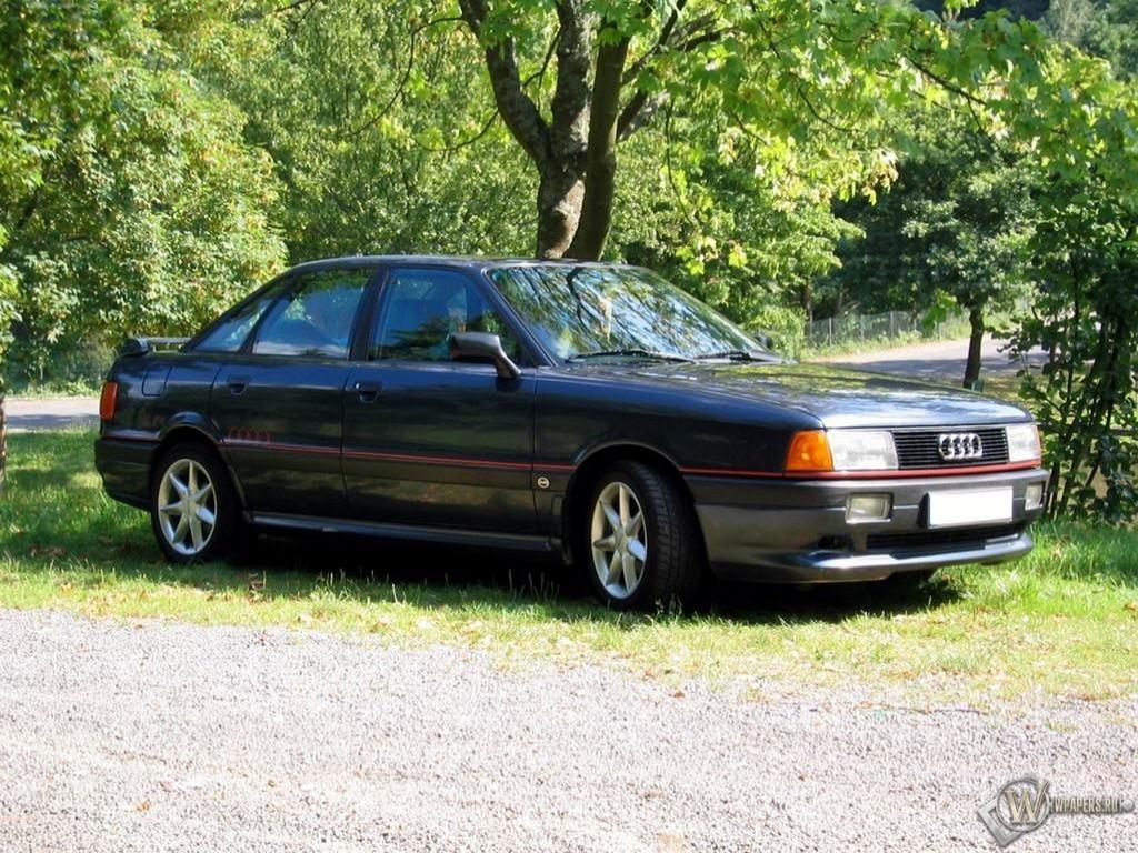 Audi 80 B3 Sedan (1991) 1024x768