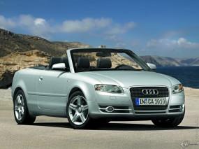 Обои Audi A4 Cabriolet: Кабриолет, Audi A4, Audi