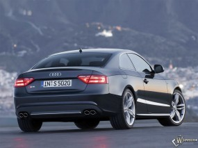Обои Audi A5: Ауди А5, Горы, New auto, Audi