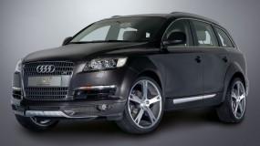 Обои Audi Q7: Ауди, Внедорожник, Audi Q7, Audi